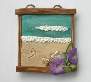 Cherylsart: Beach View