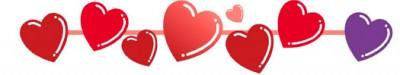 hearts-border