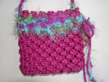 Crochet Flowers Bead Happily Ever After
