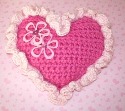 heart pillowz