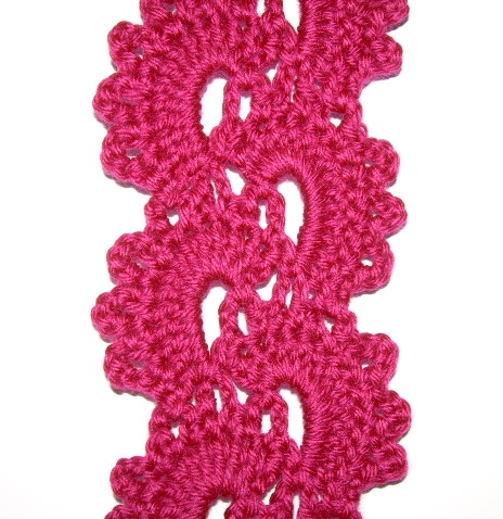 Free Hairpin Lace Patterns - blogspot.com
