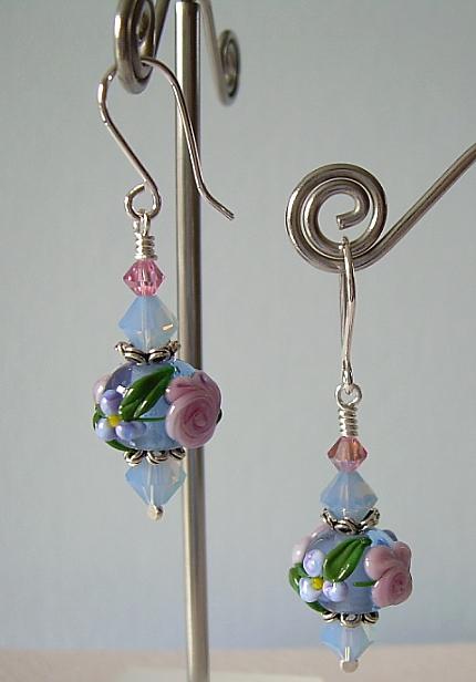 Blue Heaven Earrings